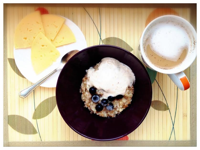 Завтрак Агаты