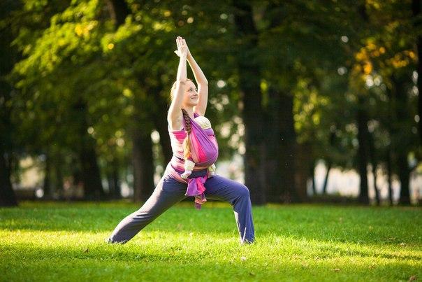 йога-Лиза и Златомира