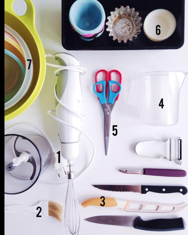 Кухонные гаджеты Нади
