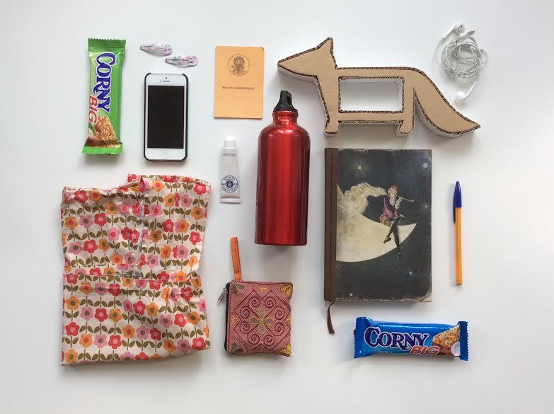 В сумке Кати