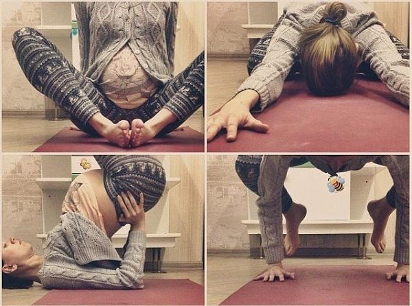 Наташа и йога