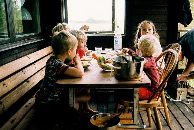 питание детей
