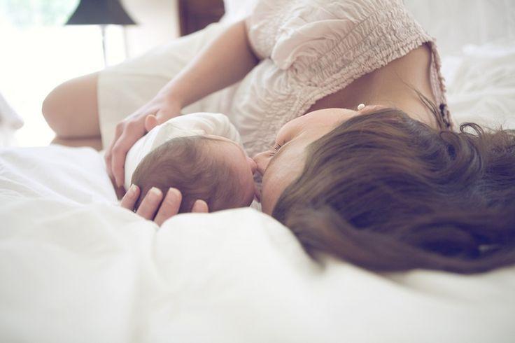 Мамы рано просыпаются