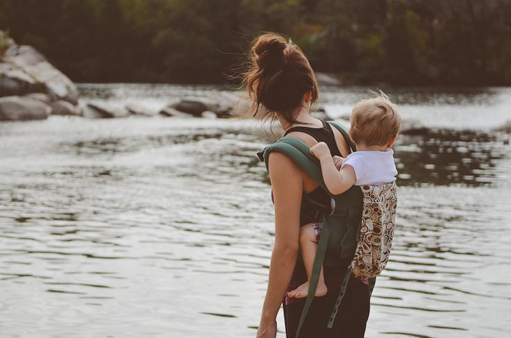 мама пример для ребенка