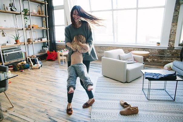 полезно быть мамой
