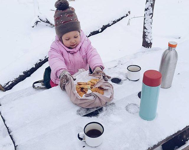 Наш чай для прогулок в лесу