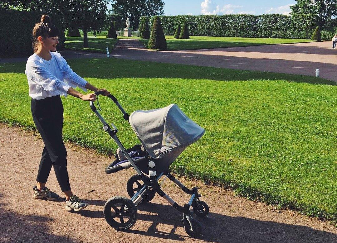 Оля Малышева о здоровых привычках в режиме мамы