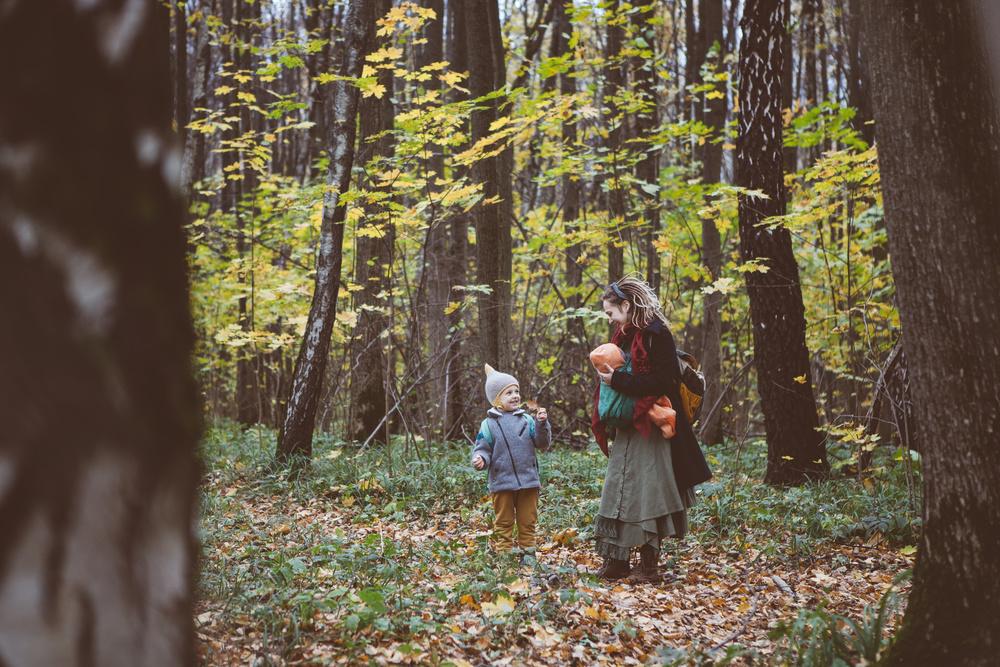 Маша Серегина о том, как в 21 быть мамой двоих детей, печь хлеб и создавать уют